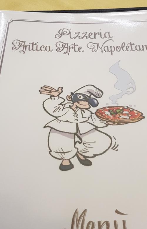 pizzeria arte napoletana